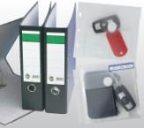 Schlüsselorganisation in PVC-Hüllen