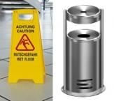 Sauberkeit im Unternehmen