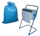 Hilfsmittel zur Reinigung und Abfallentsorgung