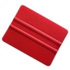 Rakel zum leichten Anreiben von Hafttaschen, Selbstklebefolien