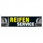 Spannband Reifenservice: für Reifendienste oder Reifenhandel