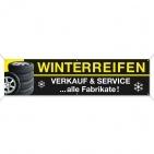 Spannband Winterreifen: Verkauf + Reifenservice