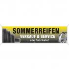 Spannband Sommerreifen: Verkauf & Service, alle Fabrikate
