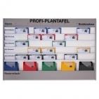Plantafel Profi: für DIN A5, 6 Planungsreihen (5+1) Zeitskaka