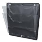 Office-Box 2 Fächer mit 3 Maxi-Saugern, für A4 Dokumente
