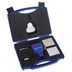 QNIX 4500: Schichtdickenmessgerät FE / NFe 3 mm mit Dualsonde