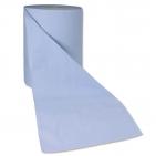 Putzrolle blau 2-lagig: 1000 Blatt je 37 x 38 cm