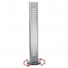 Prospektständer Premium-Line: drehbar, für A4 / DIN Lang