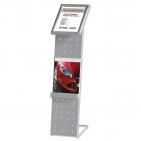 Infoständer Sale: für DIN A4 Produktinfos und Prospekte, Schnellwechselrahmen