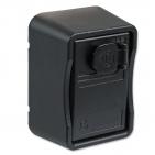 Schlüsselbox Magnum Industrial: Wandmontage, codierter Schließzylinder