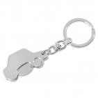 Schlüsselanhänger Einkaufswagen-Chiphalter Car Shop & Open