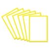 Papier-Passepartout für DIN A4 Preisblatthalter, Infohalter