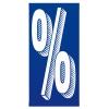 % (Prozent)