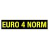 Euro 4 Norm