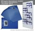 Plantafel-Set 2: Werkstattplaner mit 10 Auftragstaschen Colorado DIN A4