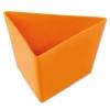 Orange/Blanko