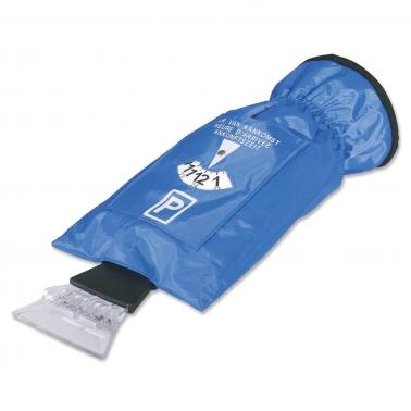 Eiskratzer-Handschuh Time & Ice Eiskratzer mit Handschuh & Parkscheibe !