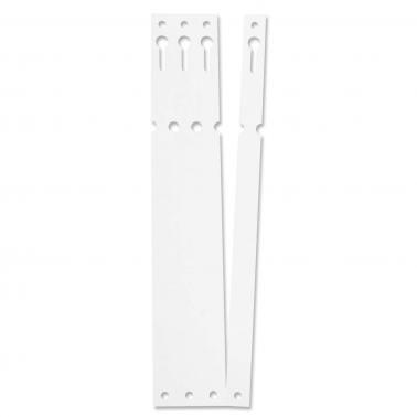 Schlaufenanhänger Schlaufenetiketten Tyvek®,  Länge 220 mm