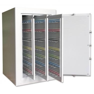 Schlüsseltresor Telematic XL: 210 lange Haken, 3 Auszüge