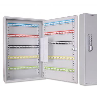 Schlüsselschrank mit Elektronikschloss, 100 Haken