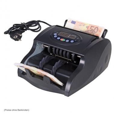 Geldschein-Prüfgerät Dealer: Falschgeldprüfung Euro-Banknoten