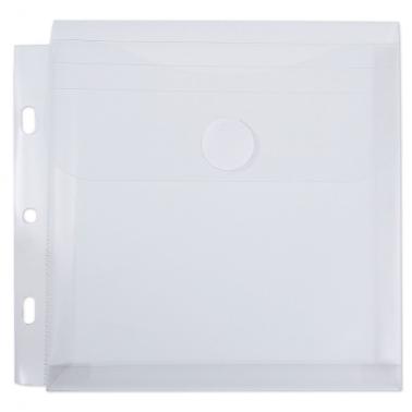Abhefttasche JuniorV für mehrere Schlüssel, DVD, Kleinteile