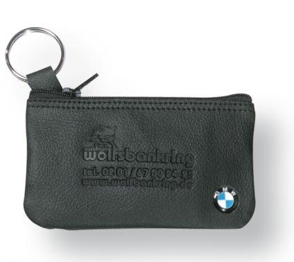 Schlüsseltasche Logo Key: mit  Standard-Logo-Print- Sticker