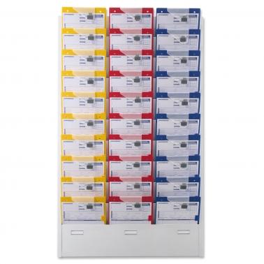 Planungstafel Classic-Maxx, 10 Reihen, für 30 x DIN A4