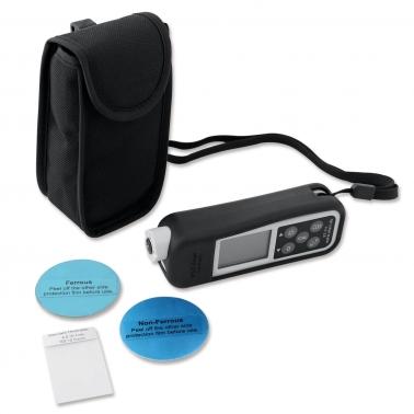 Lackschichtmessgerät Torro II: mit LED-Taschenlampe, UV-Licht