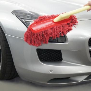 Profi-Entstauber Car-Duster Maxi: zieht Staub statisch an