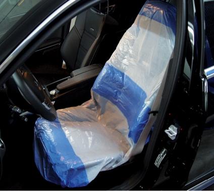 Sitzschoner Premium: Anti-Rutsch-Beschichtung, 250 Stück