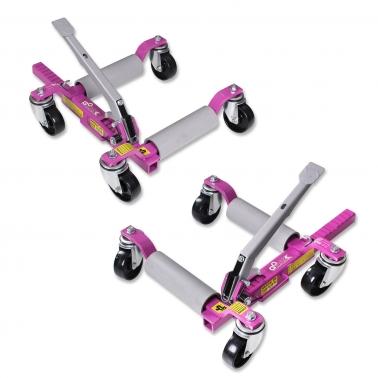 Gojak 5000 2er-Set je Fahrzeugroller bis 590 kg belastbar