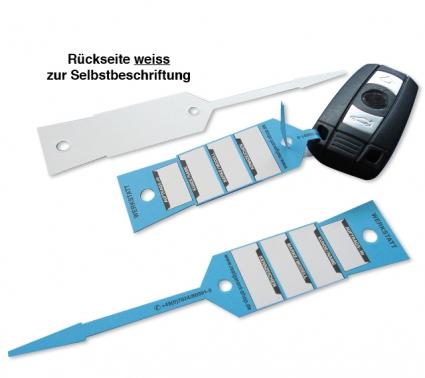 Schlüsselanhänger KFZ-Werkstatt: Schnellverschluss 96 Stk.