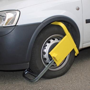 Radkralle PROFI XL Diebstahlschutz für PKW, Radschutz