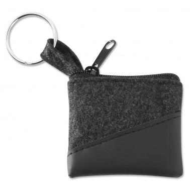 """Schlüsseltasche """"Pulse & Drive Mini"""", ideal für Münzgeld mit Schlüsselring"""