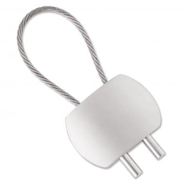 Schlüsselanhänger Transit mit Drahtseilschlaufe