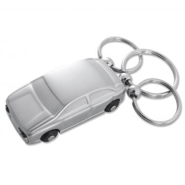 Schlüsselanhänger in Autoform inkl. Schlüsselringe
