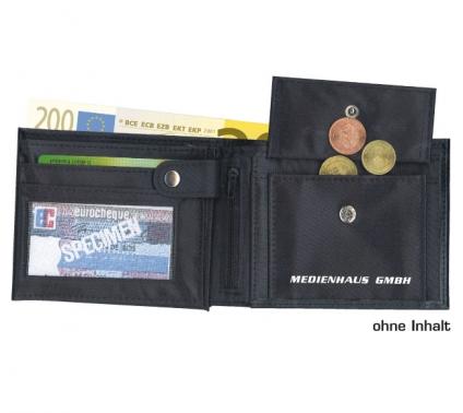 Geldbörse mit 8 Kreditkartenfächer