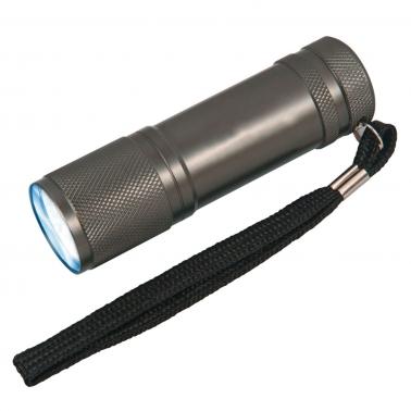 Taschenlampe Mex mit 9 Stück Led-Leuchten