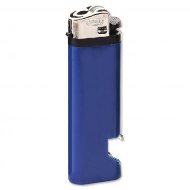 Reibradfeuerzeug mit integriertem Flaschenöffner