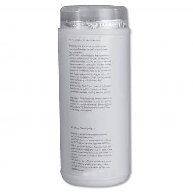 Reinigungstücher-BOX zur Scheibenreinigung in Spenderbox wiederverschließbar