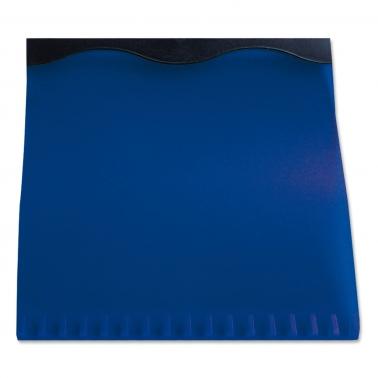 """Eiskratzer """"Color-Wave"""" mit  Gummilippe schwarz Korpus farbig"""
