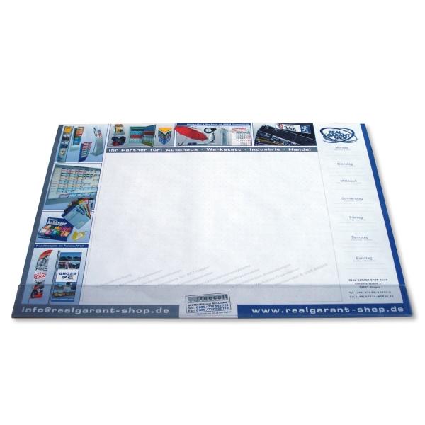 Schreibtischauflage REAL GARANT SHOP: mit Kantenschutzleiste