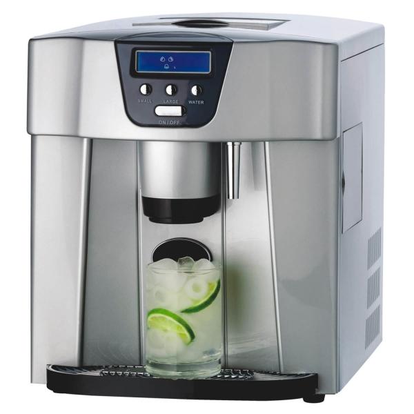 Eiswürfelmaschine Ice-Dispenser: Eiswürfel oder gekühltes Wasser