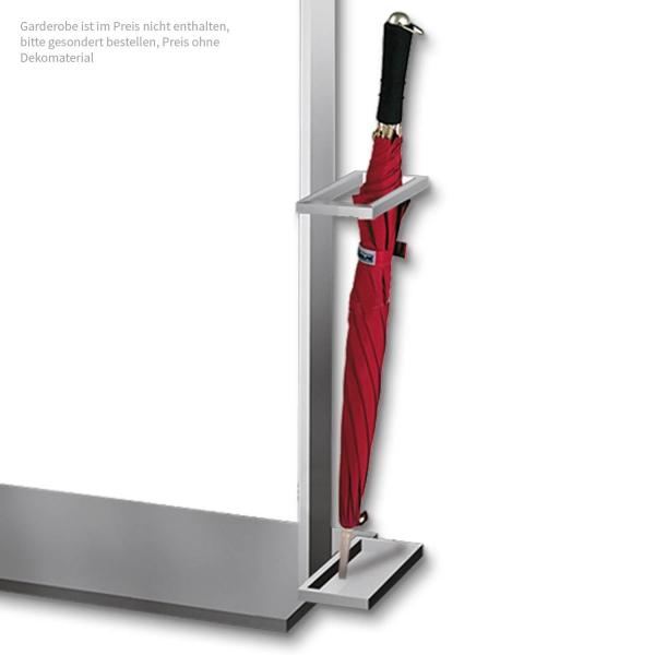 Schirmhalterung passend zu Garderobe Multi-X / Zubehör  Schirmständer