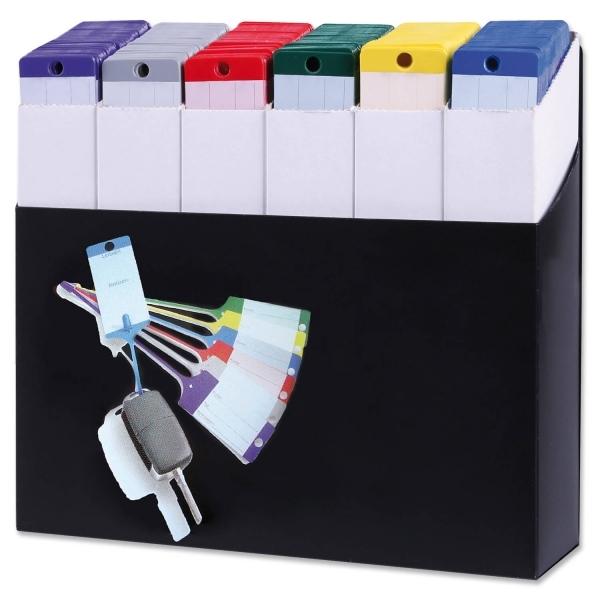 Schlüsselanhänger Ringless I: 6 Farben: für KFZ-Werkstatt