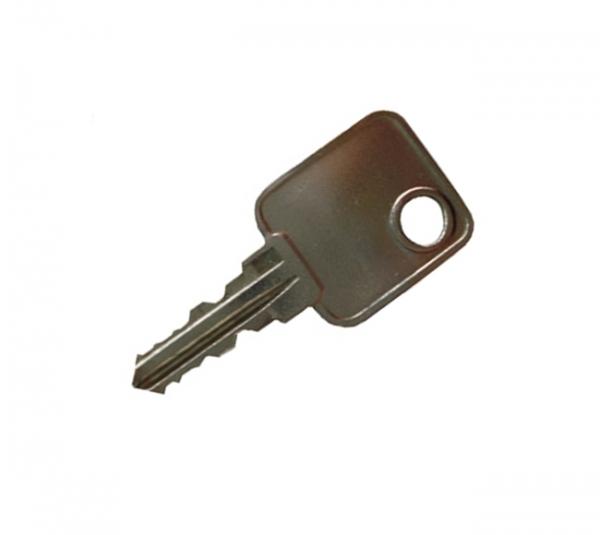 Zusatzschlüssel passend für Schlüsselschränke mit Zylinderschloss