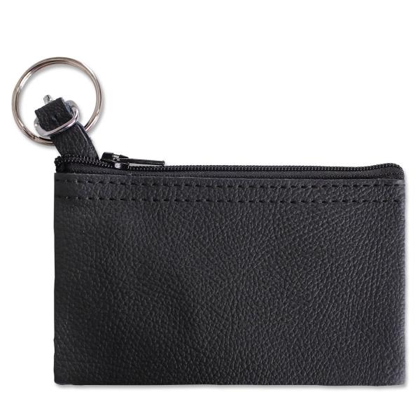 Schlüsseltasche Mod2 mit verstellbarer Lederschlaufe und Ring