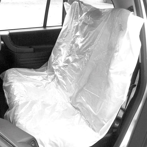 Rücksitzschoner KFZ Einwegschoner, 200 Stück auf Rolle