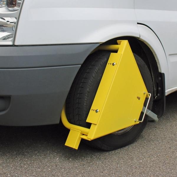 Radkralle XXL: für Räder Ø 580 bis 770mm, max. B 235 mm